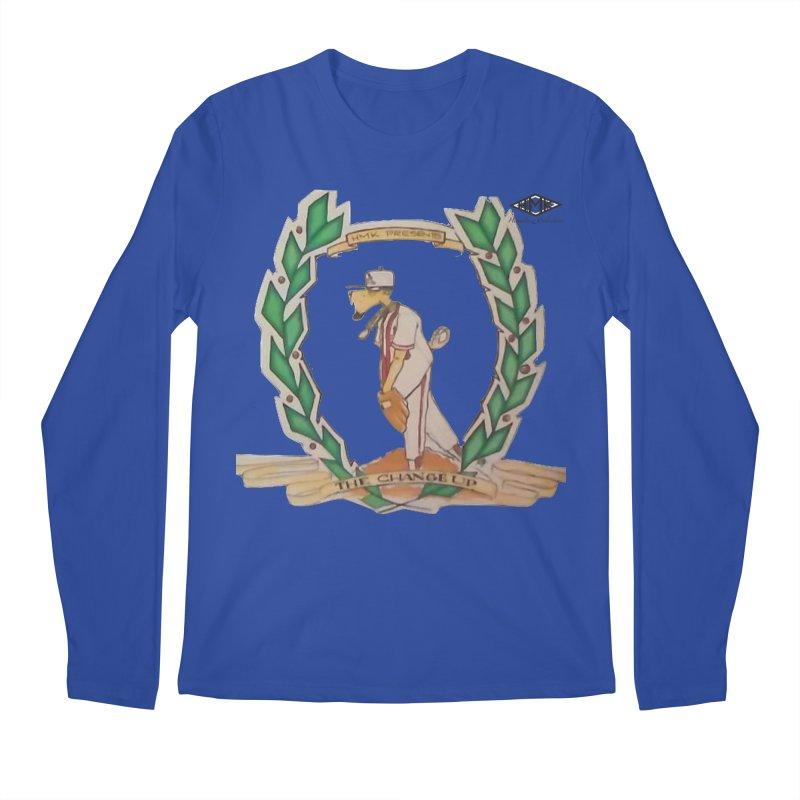 The Changeup Men's Regular Longsleeve T-Shirt by HMKALLDAY's Artist Shop