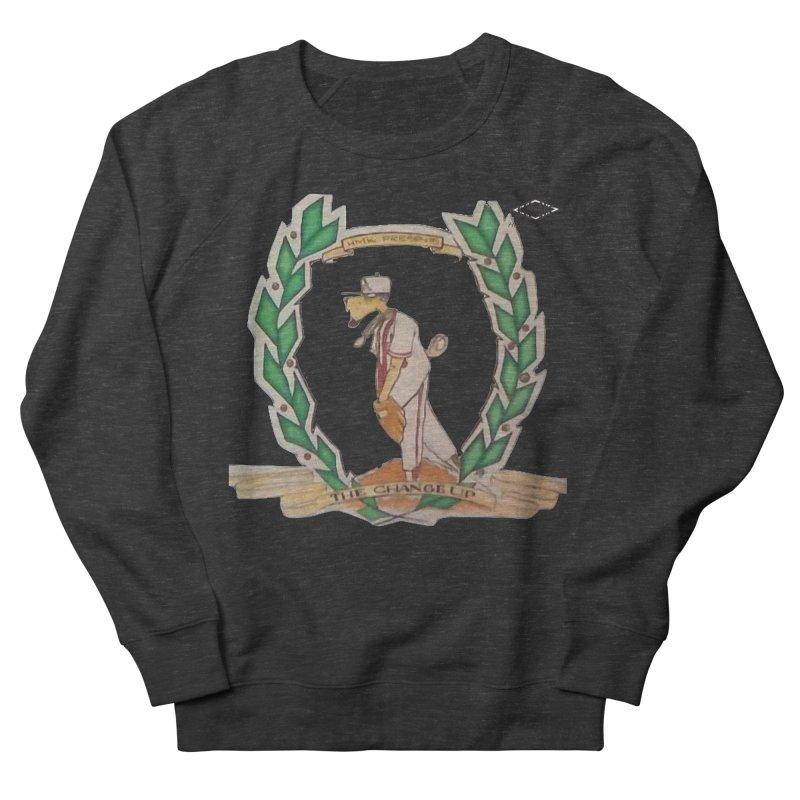 The Changeup Men's French Terry Sweatshirt by HMKALLDAY's Artist Shop