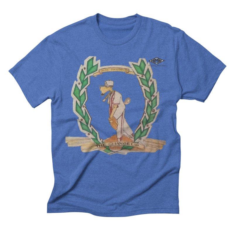 The Changeup Men's T-Shirt by HMKALLDAY's Artist Shop