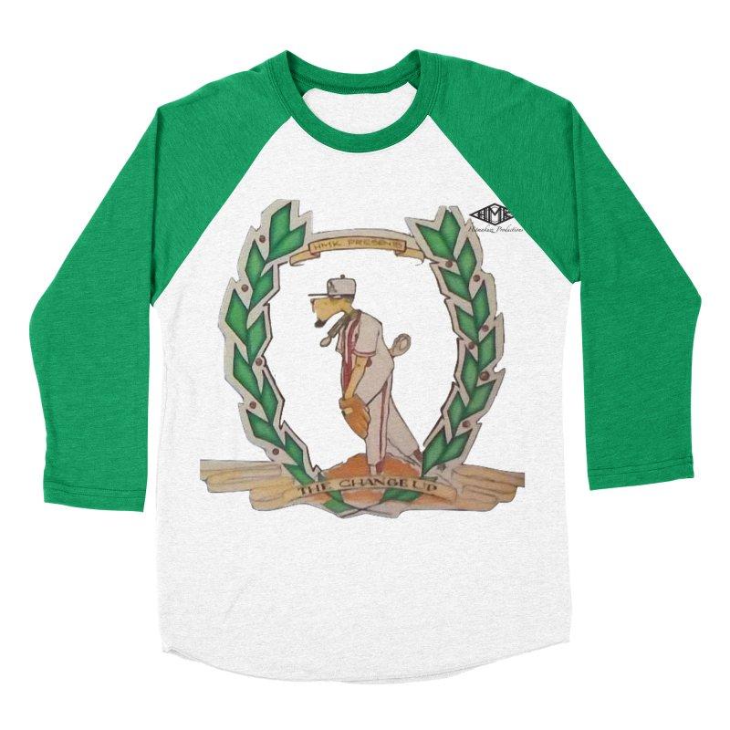The Changeup Women's Baseball Triblend Longsleeve T-Shirt by HMKALLDAY's Artist Shop