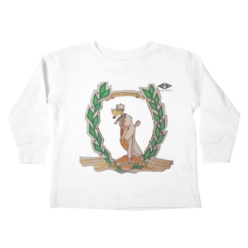 The Changeup Kids Toddler Longsleeve T-Shirt by HMKALLDAY's Artist Shop