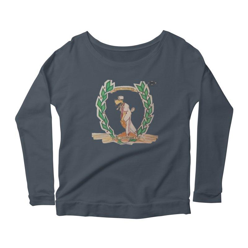 The Changeup Women's Scoop Neck Longsleeve T-Shirt by HMKALLDAY's Artist Shop