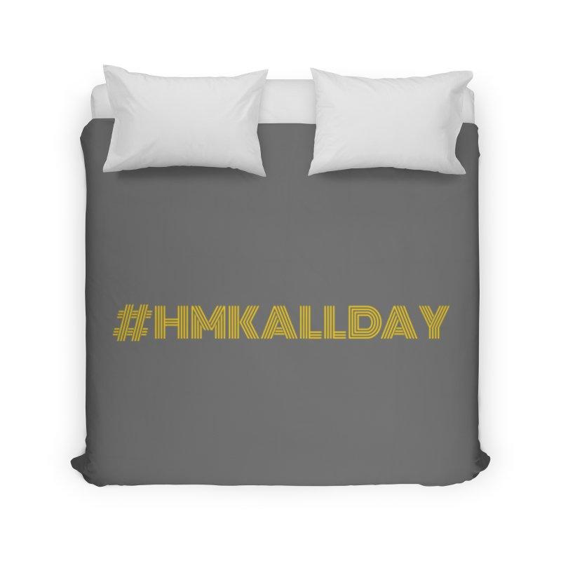 #HMKALLDAY Home Duvet by HMKALLDAY's Artist Shop