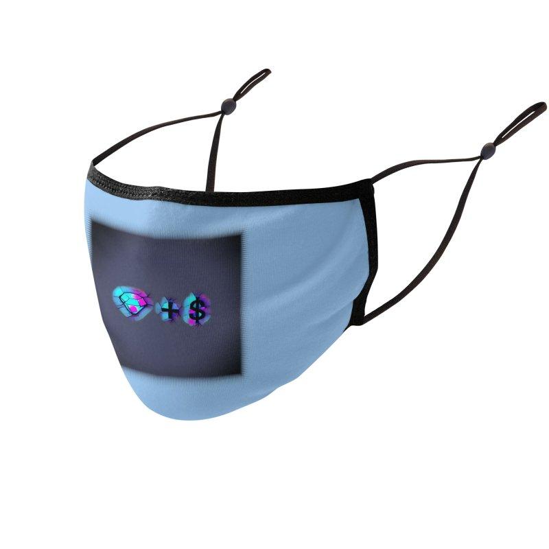 Diamondzndollasignz Accessories Face Mask by HMKALLDAY's Artist Shop