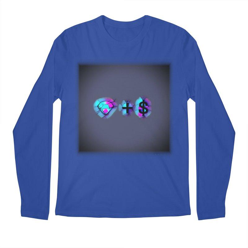 Diamondzndollasignz Men's Regular Longsleeve T-Shirt by HMKALLDAY's Artist Shop