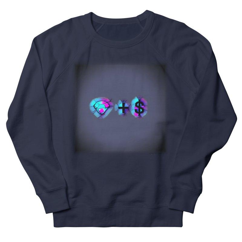 Diamondzndollasignz Women's French Terry Sweatshirt by HMKALLDAY's Artist Shop