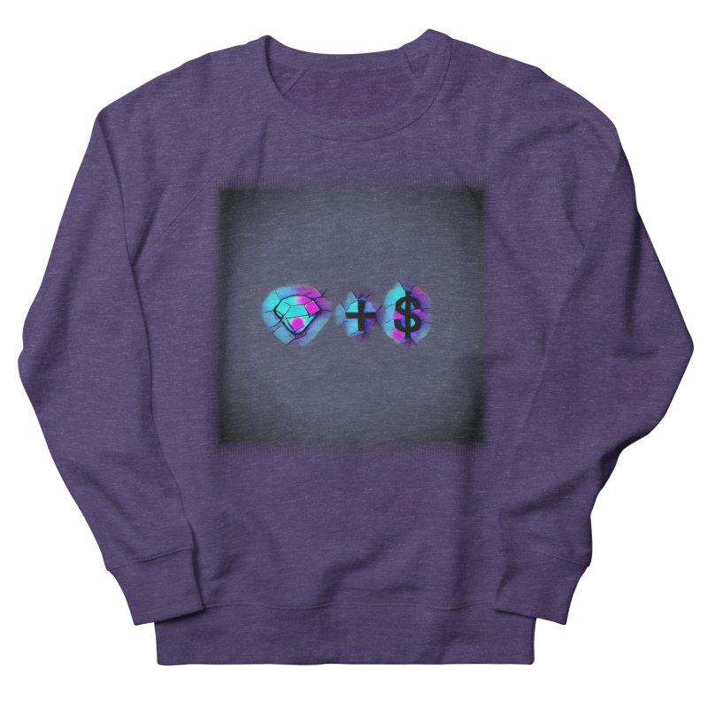 Diamondzndollasignz Men's French Terry Sweatshirt by HMKALLDAY's Artist Shop