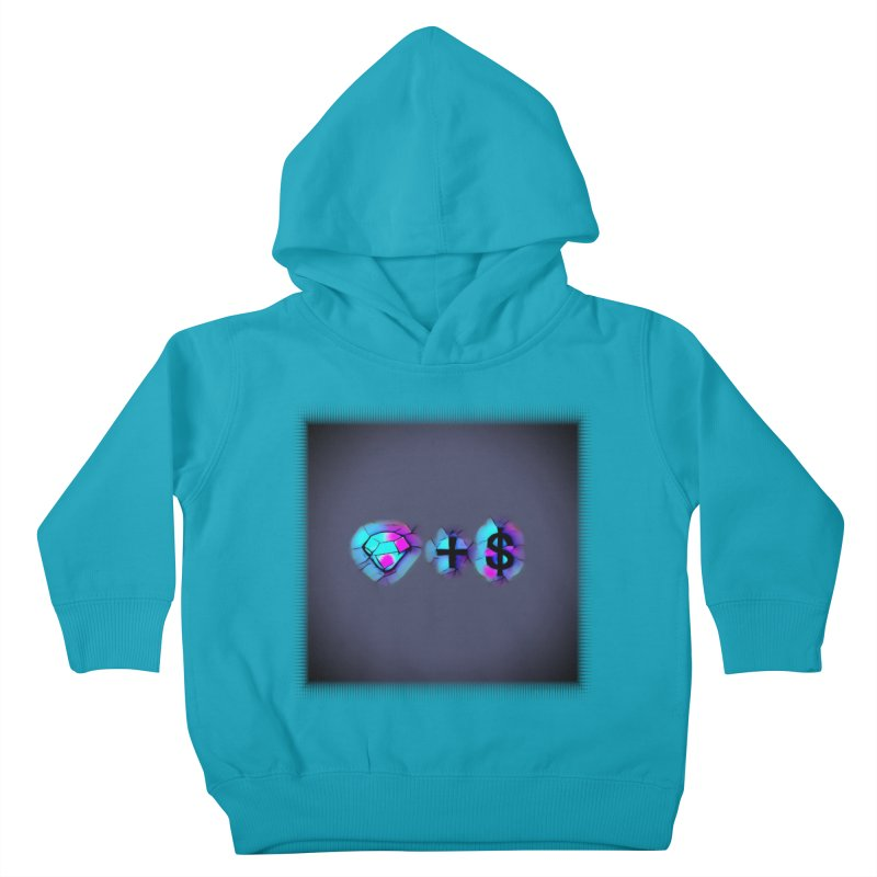 Diamondzndollasignz Kids Toddler Pullover Hoody by HMKALLDAY's Artist Shop