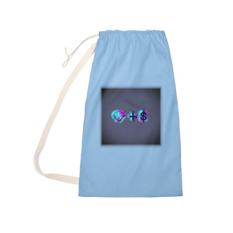 Diamondzndollasignz Accessories Laundry Bag Bag by HMKALLDAY's Artist Shop