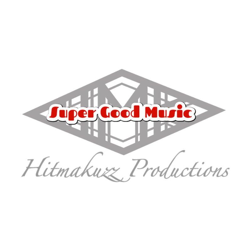 Super Good Music Women's Zip-Up Hoody by HMKALLDAY's Artist Shop