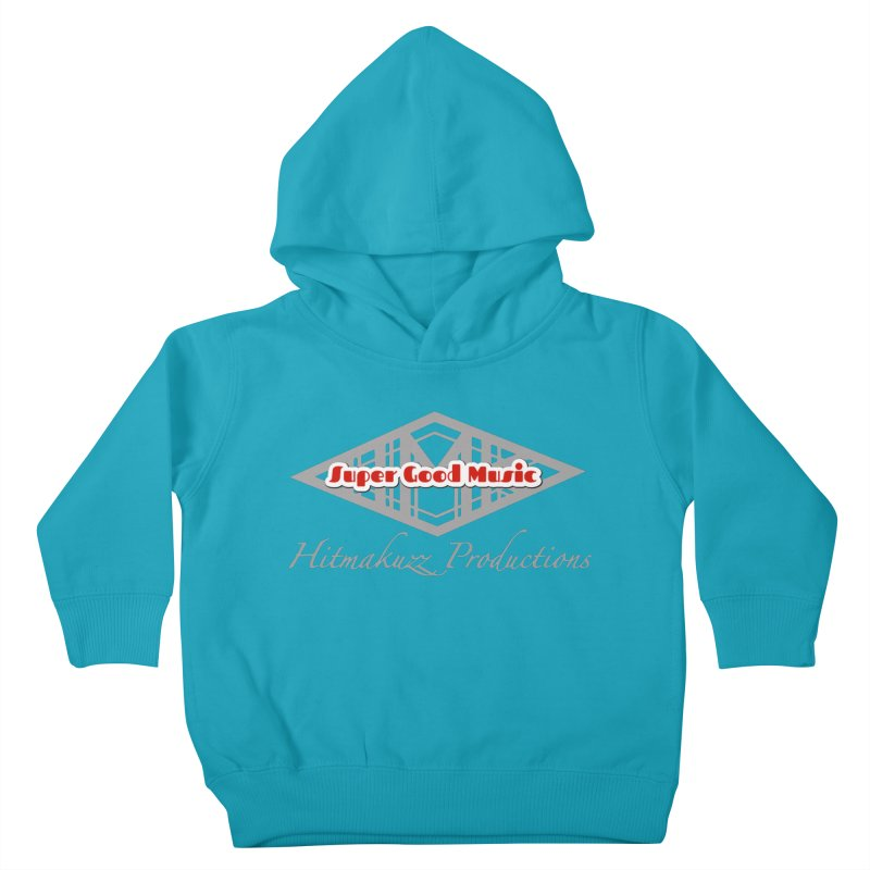 Super Good Music Kids Toddler Pullover Hoody by HMKALLDAY's Artist Shop