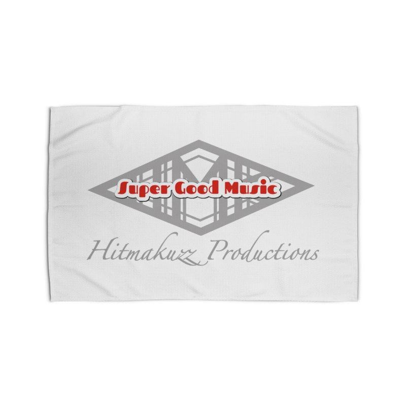 Super Good Music Home Rug by HMKALLDAY's Artist Shop