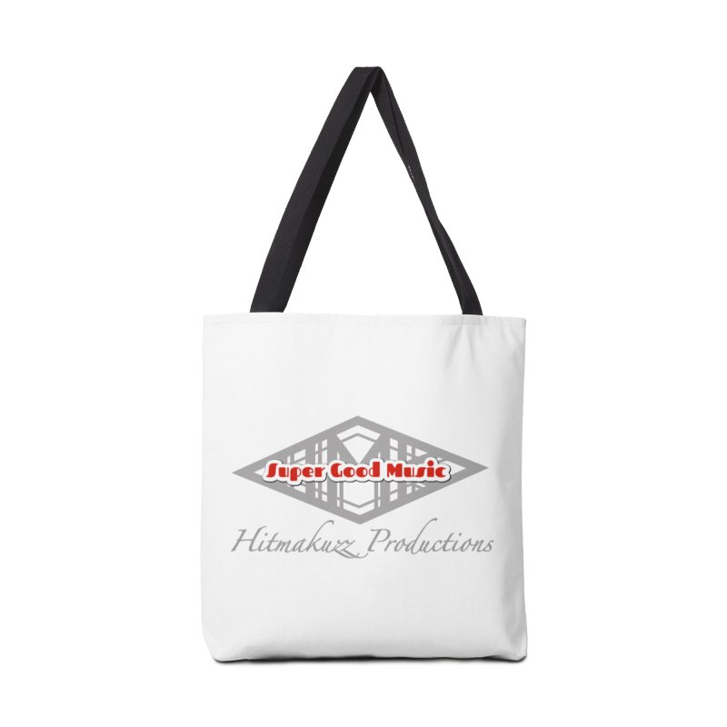 Super Good Music Accessories Tote Bag Bag by HMKALLDAY's Artist Shop