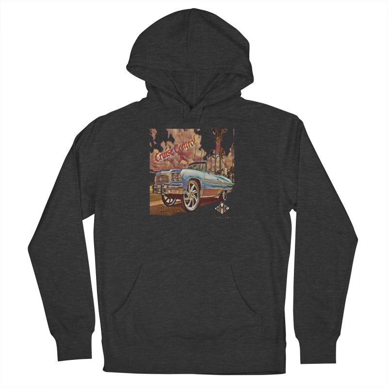 Cruise Control Women's French Terry Pullover Hoody by HMKALLDAY's Artist Shop