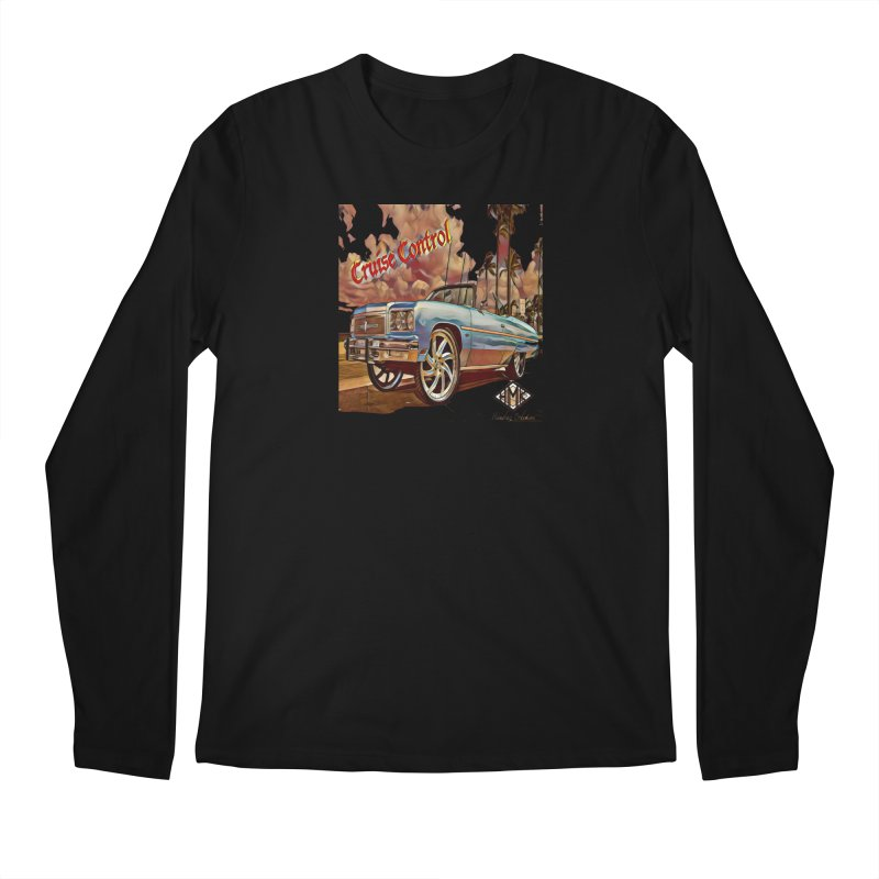 Cruise Control Men's Regular Longsleeve T-Shirt by HMKALLDAY's Artist Shop