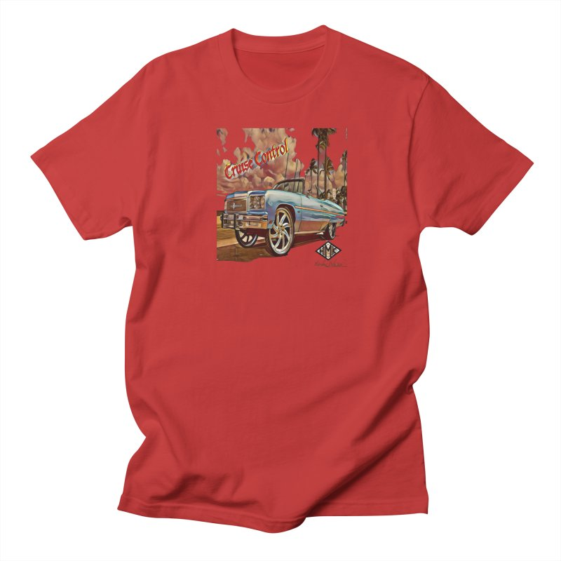 Cruise Control Men's Regular T-Shirt by HMKALLDAY's Artist Shop