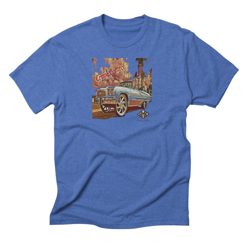 Cruise Control Men's T-Shirt by HMKALLDAY's Artist Shop