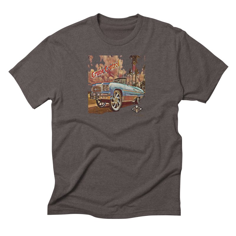 Cruise Control Men's Triblend T-Shirt by HMKALLDAY's Artist Shop