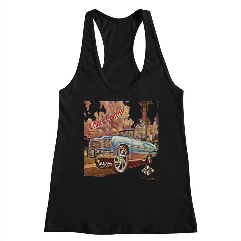 Cruise Control Women's Racerback Tank by HMKALLDAY's Artist Shop