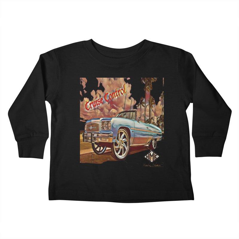 Cruise Control Kids Toddler Longsleeve T-Shirt by HMKALLDAY's Artist Shop