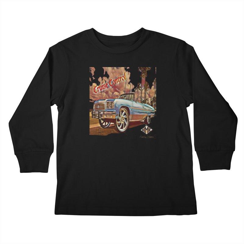 Cruise Control Kids Longsleeve T-Shirt by HMKALLDAY's Artist Shop