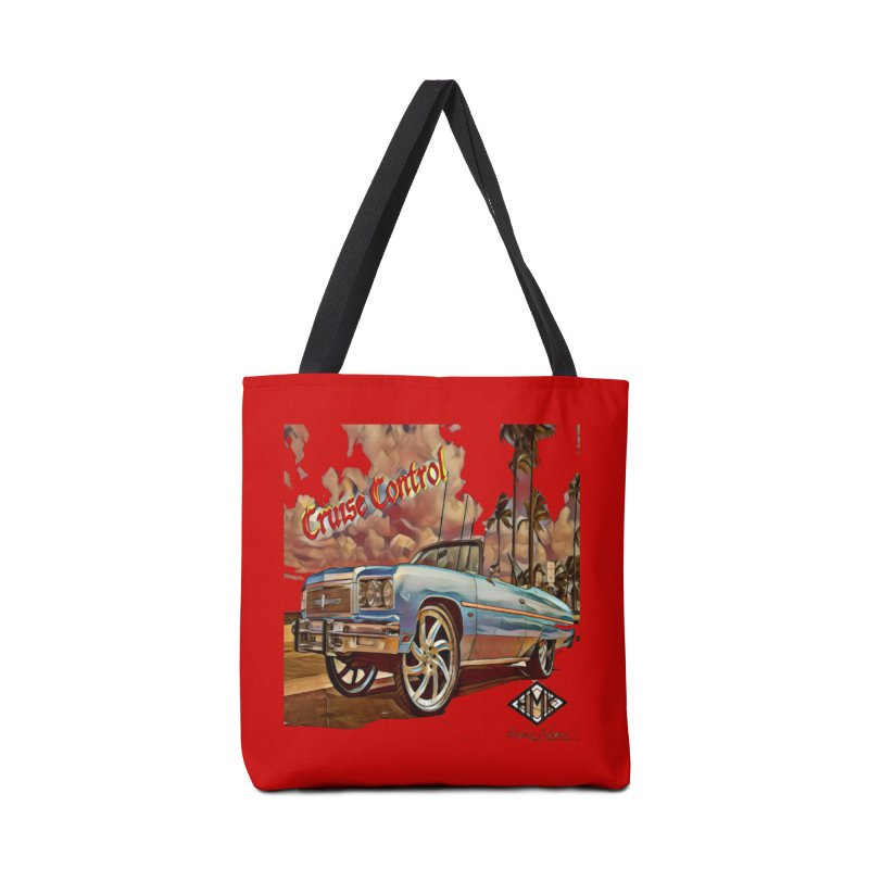 Cruise Control Accessories Tote Bag Bag by HMKALLDAY's Artist Shop