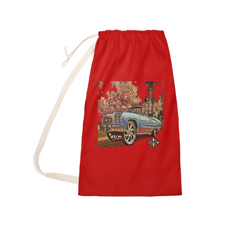 Cruise Control Accessories Laundry Bag Bag by HMKALLDAY's Artist Shop