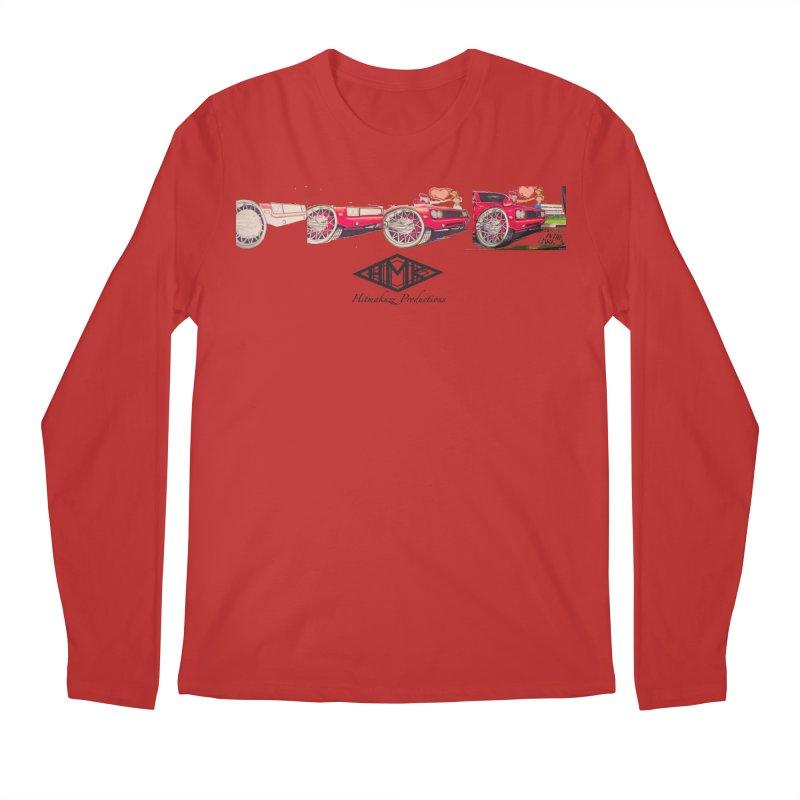 Sittin In Tha Park Men's Regular Longsleeve T-Shirt by HMKALLDAY's Artist Shop