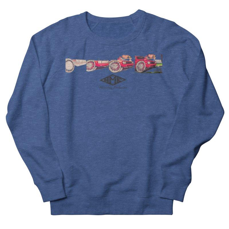 Sittin In Tha Park Men's French Terry Sweatshirt by HMKALLDAY's Artist Shop