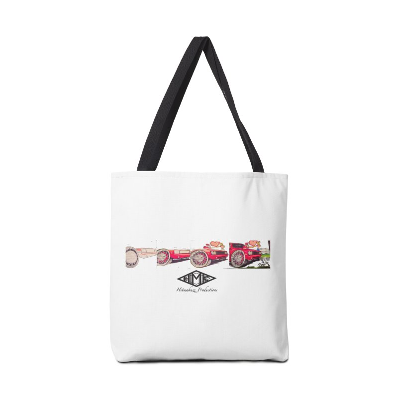 Sittin In Tha Park Accessories Tote Bag Bag by HMKALLDAY's Artist Shop