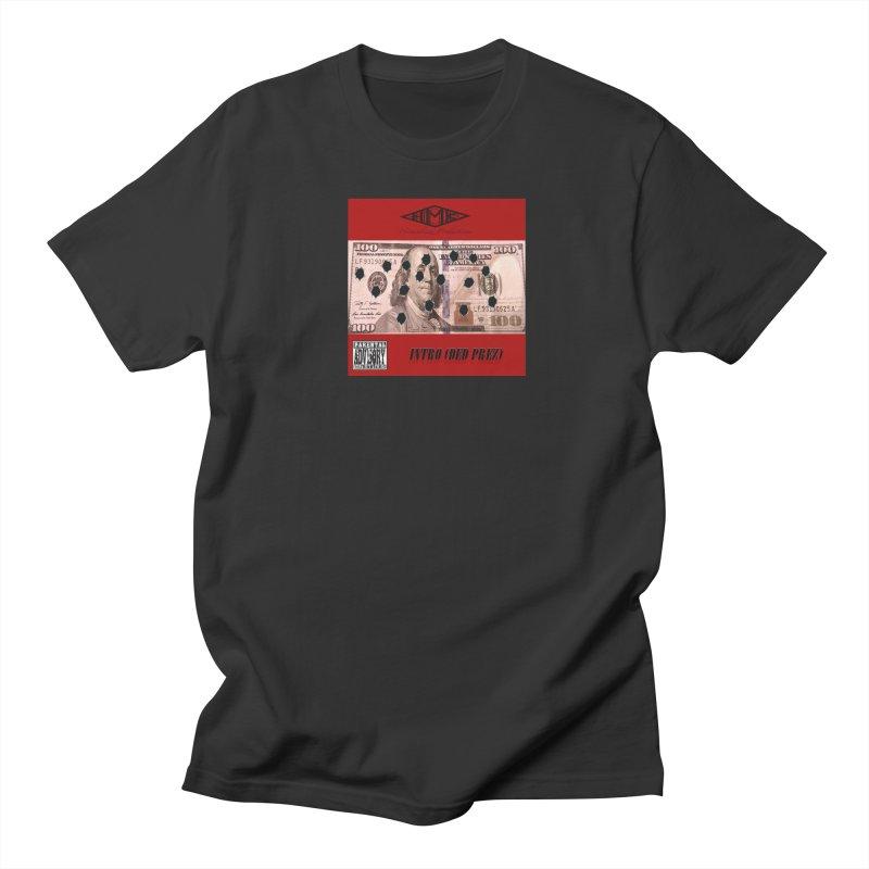 Ded Prez in Men's Regular T-Shirt Smoke by HMKALLDAY's Artist Shop