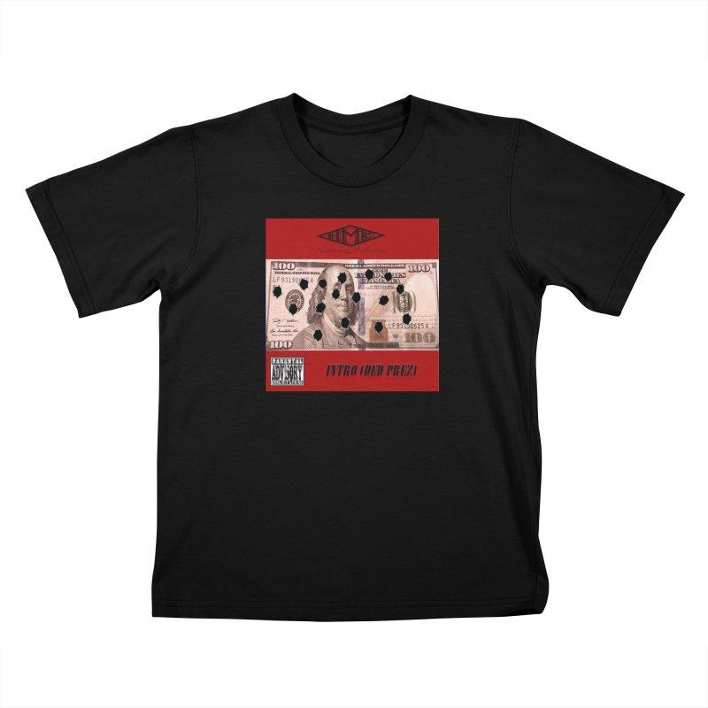 Ded Prez Kids T-Shirt by HMKALLDAY's Artist Shop