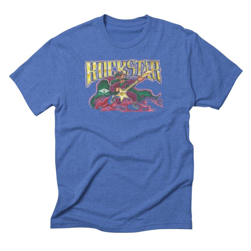 RocKstar Men's T-Shirt by HMKALLDAY's Artist Shop