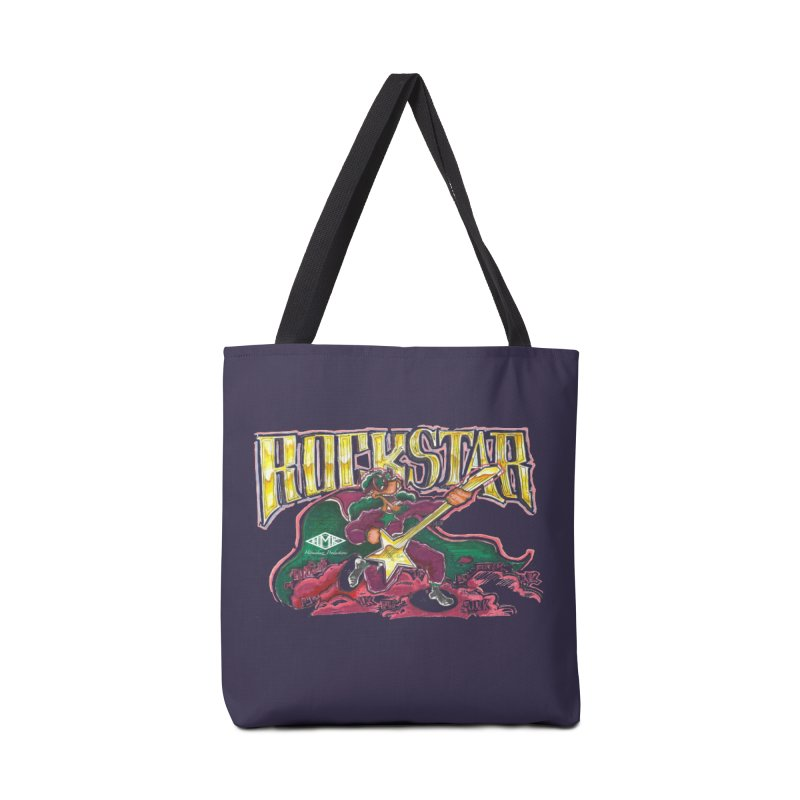 RocKstar Accessories Tote Bag Bag by HMKALLDAY's Artist Shop