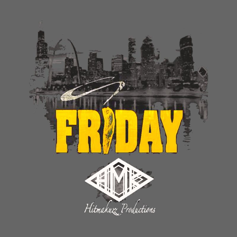 Friday Men's V-Neck by HMKALLDAY's Artist Shop