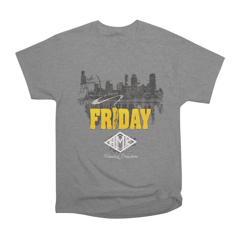 Friday Women's Heavyweight Unisex T-Shirt by HMKALLDAY's Artist Shop