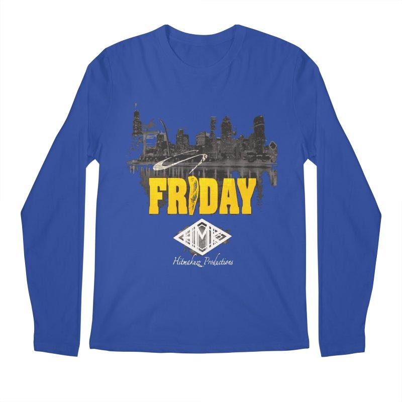 Friday Men's Regular Longsleeve T-Shirt by HMKALLDAY's Artist Shop