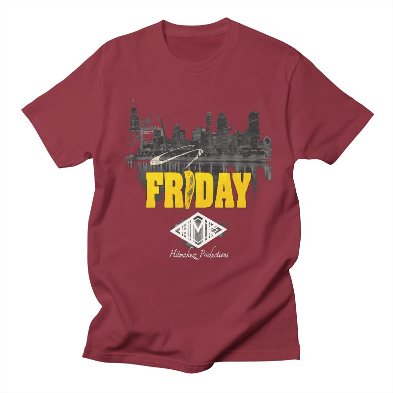 Friday Men's Regular T-Shirt by HMKALLDAY's Artist Shop