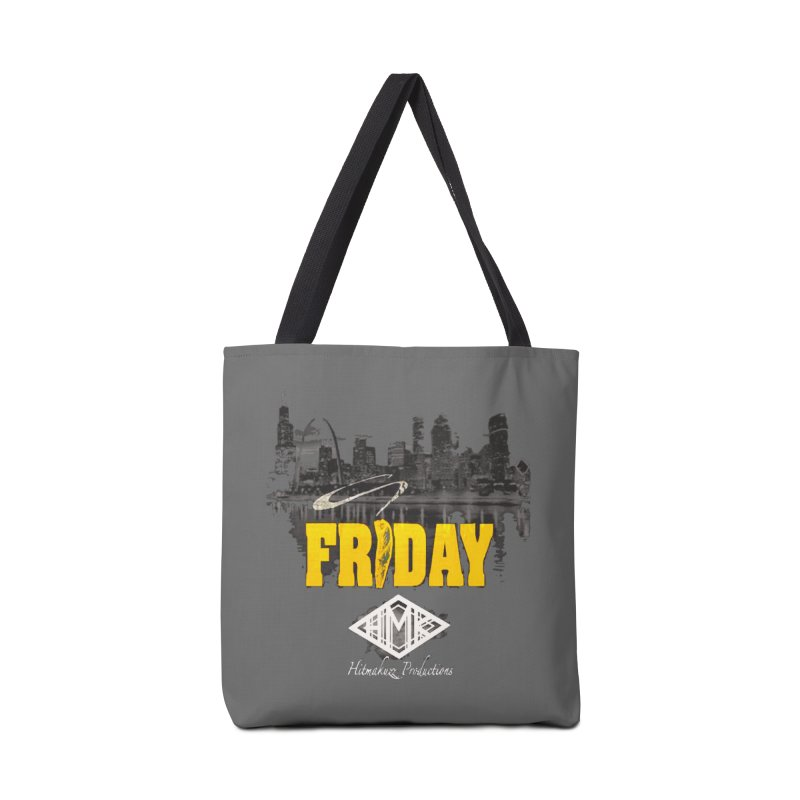 Friday Accessories Tote Bag Bag by HMKALLDAY's Artist Shop