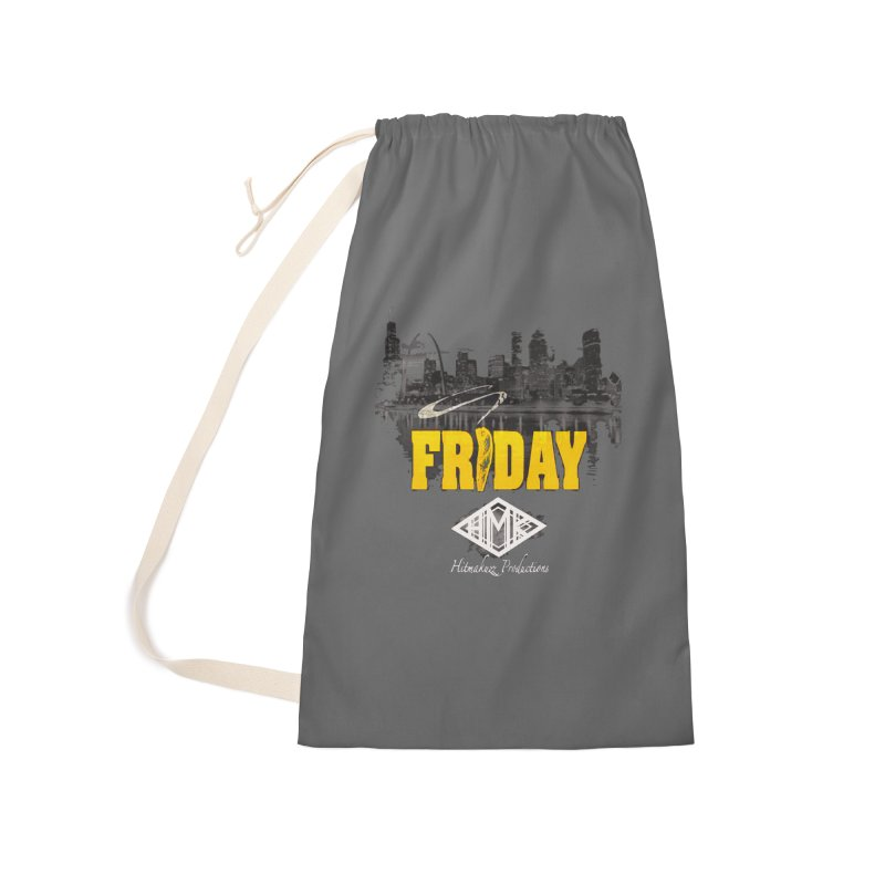 Friday Accessories Laundry Bag Bag by HMKALLDAY's Artist Shop