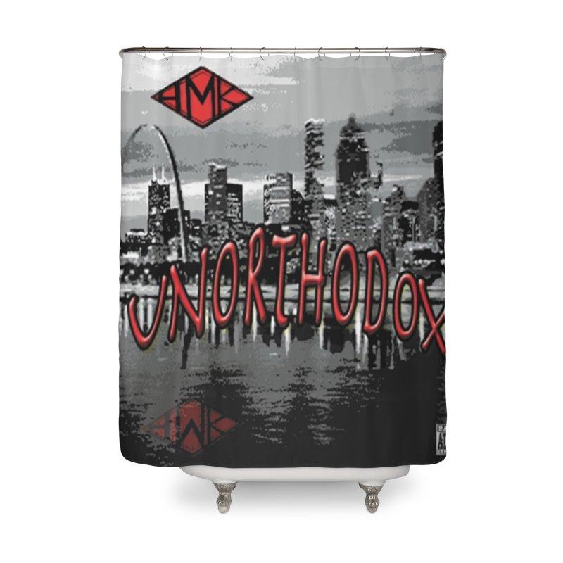 UNORTHODOX Home Shower Curtain by HMKALLDAY's Artist Shop