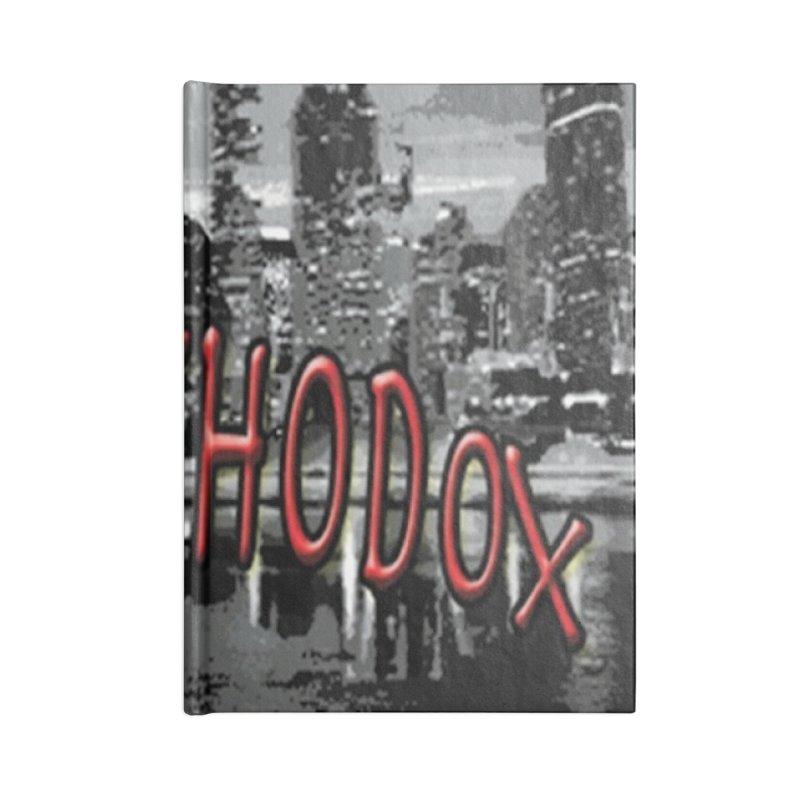 UNORTHODOX Accessories Notebook by HMKALLDAY's Artist Shop