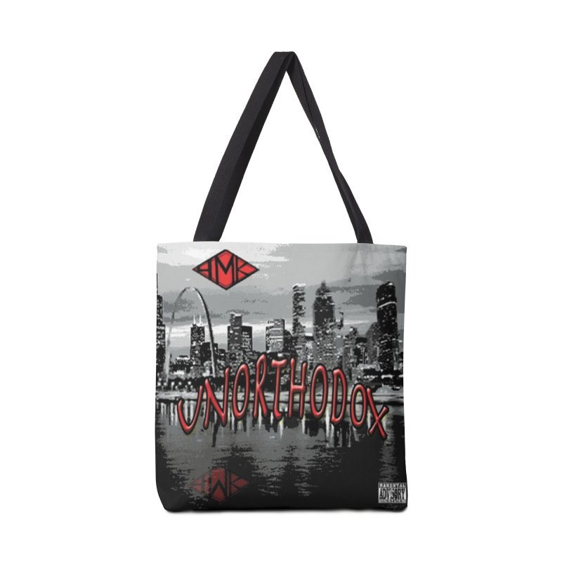 UNORTHODOX Accessories Tote Bag Bag by HMKALLDAY's Artist Shop