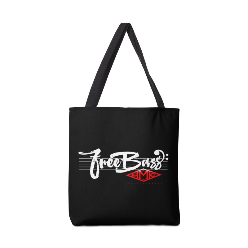 FreeBass Accessories Tote Bag Bag by HMKALLDAY's Artist Shop
