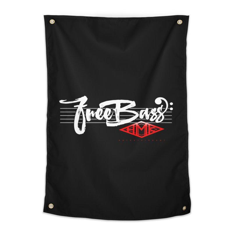 FreeBass Home Tapestry by HMKALLDAY's Artist Shop