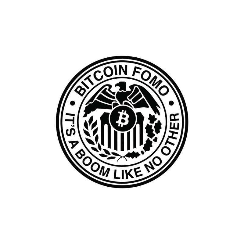 Federal Reserve Men's T-Shirt by HODL's Artist Shop