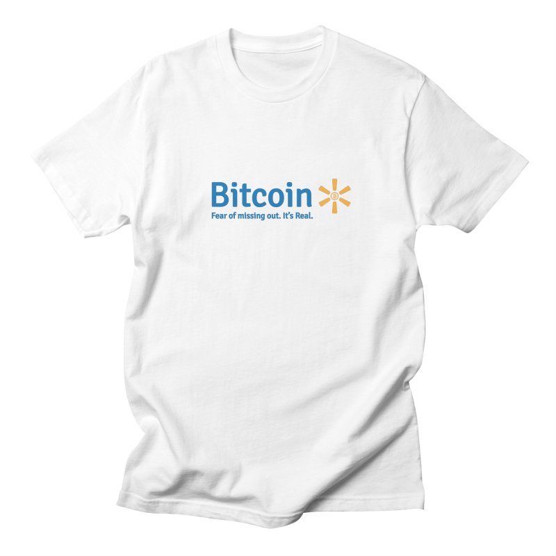 Walmart Men's T-Shirt by HODL's Artist Shop