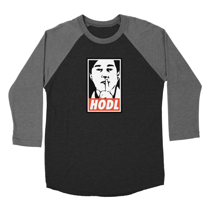 HODL Men's Longsleeve T-Shirt by HODL's Artist Shop