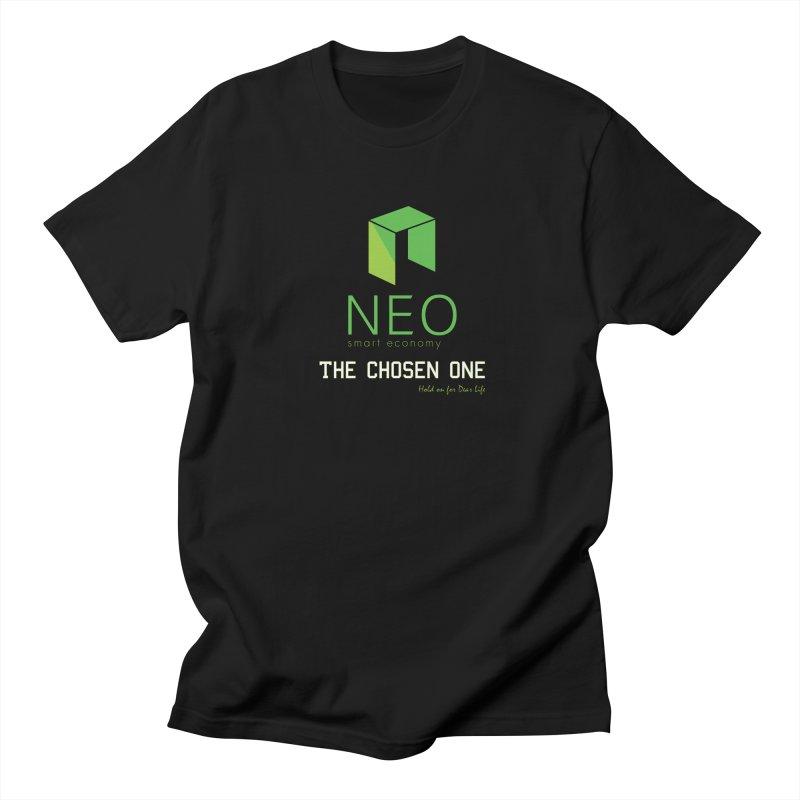 NEO Men's Regular T-Shirt by HODL's Artist Shop