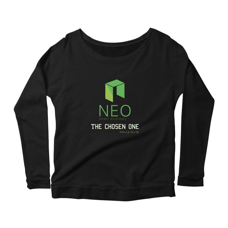 NEO Women's Longsleeve T-Shirt by HODL's Artist Shop